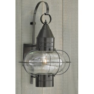 Withyditch 1-Light Outdoor Wall Lantern