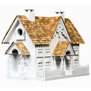 Home Bazaar Signature Series' Wrension' 12.5 in x 15.5 in x 9 in Birdhouse