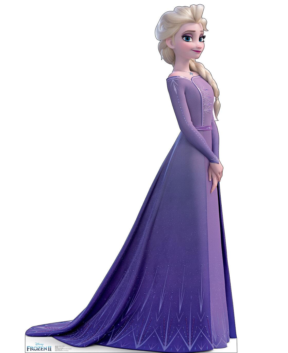 Advanced Graphics Elsa Collector's Edition (Disney's Frozen II ...