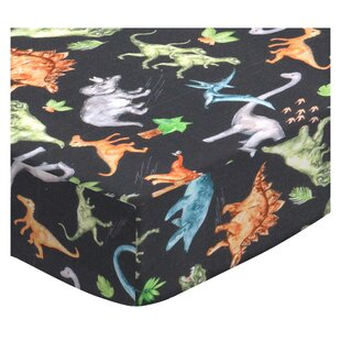 High-End Bloomingdale Dinosaurs Hunter 3 Piece Crib Bedding Set By Zoomie Kids