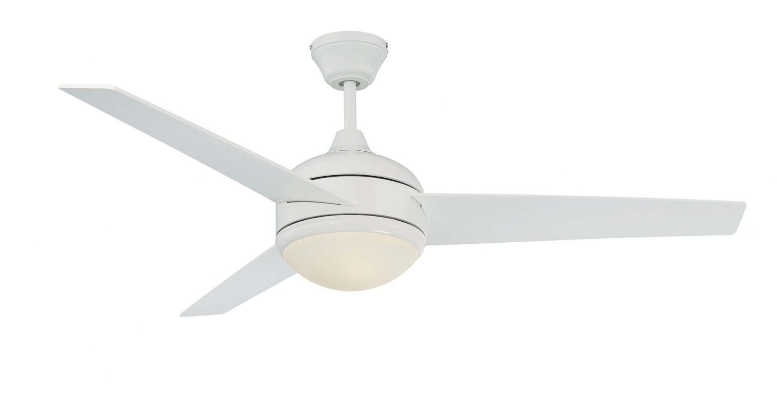 52 skylark 3 blade ceiling fan with remote reviews allmodern 52 skylark 3 blade ceiling fan with remote aloadofball Image collections