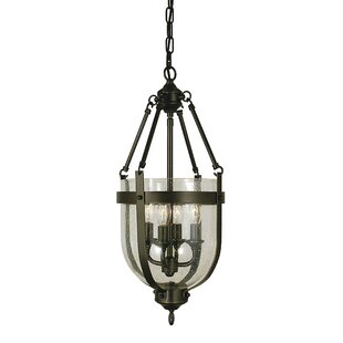 Goff 4-Light Urn Pendant by Alcott Hill