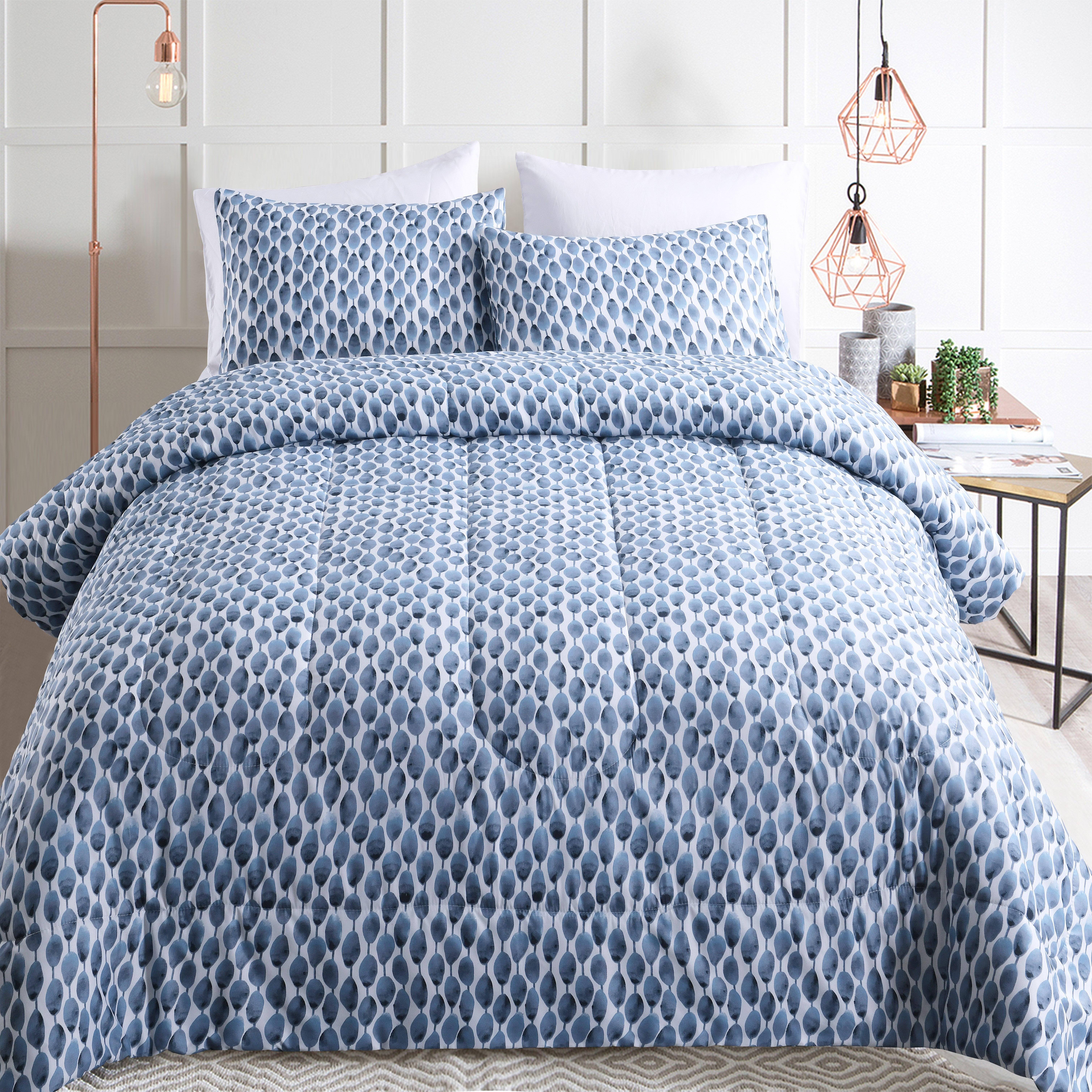 Jaqueline Reversible Comforter Set Reviews Joss Main