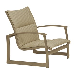 MainSail Padded Sling Sand Patio Chair