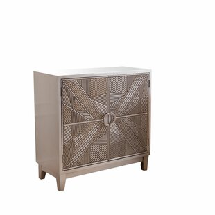 Maitland 2 Door Accent Cabinet by Bungalow Rose