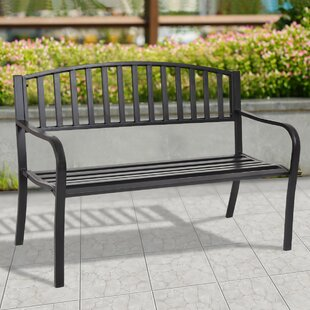 Morin Patio Garden Bench