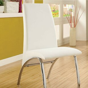 Mill Contemporary Upholstered Dining Chair (Set of 2) Orren Ellis