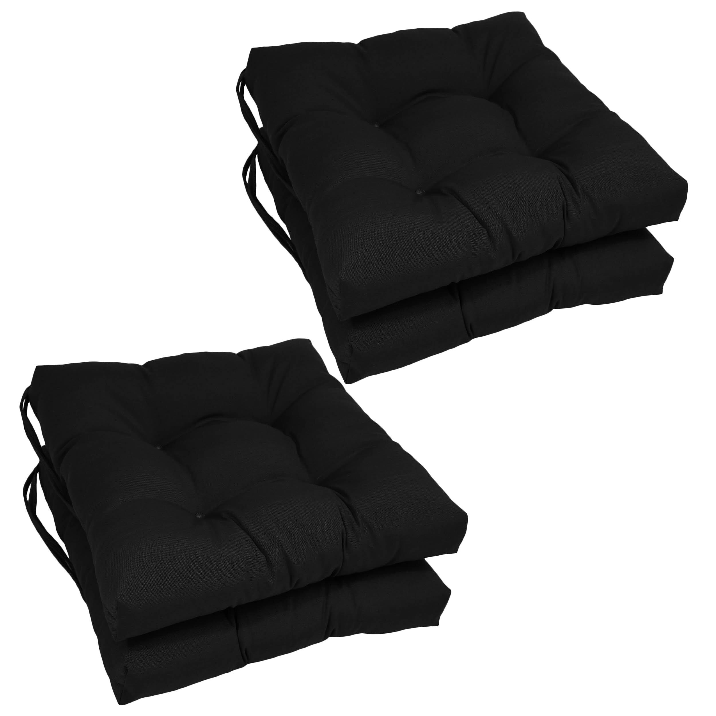 Wayfair Black Chair Seat Cushions You Ll Love In 2021
