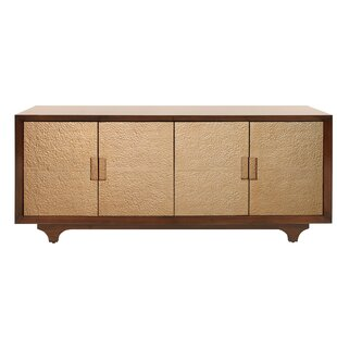 4 Door Accent Cabinet by Worlds Away
