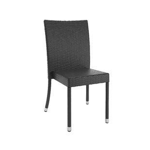 Witsham Stacking Patio Dining Chair (Set of 4)