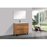 Chumasero 40 Single Bathroom Vanity Set by Union Rustic