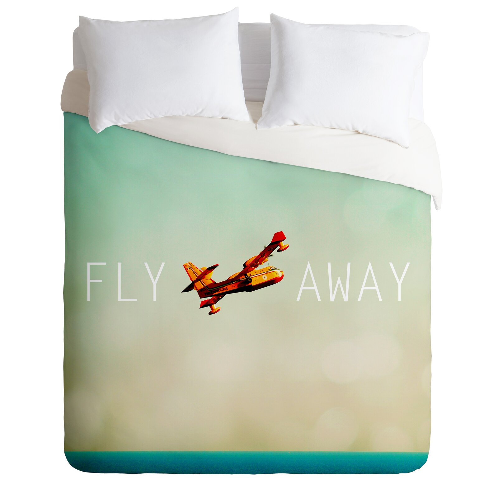 Fly Away Duvet Cover