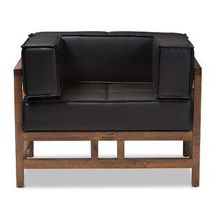 Feltner Armchair by Ivy Bronx