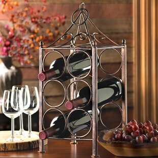 6 Bottle Tabletop Wine Rack by Zingz & Th..