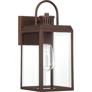 Dunder Outdoor Wall Lantern