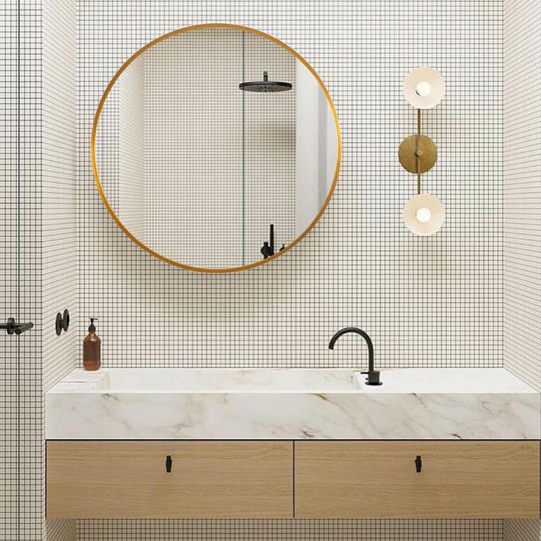 Hashtag Home Elberta Modern Contemporary Bathroom Vanity Mirror Reviews Wayfair