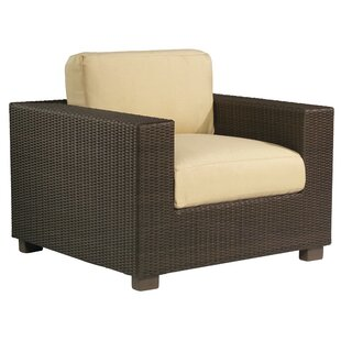 Montecito Patio Chair with Cushions