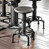 Mildred Solid Wood Counter & Bar Stool (Set of 2) by 17 Stories