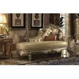 Mackay Upholstered Chaise by Cozzy Design