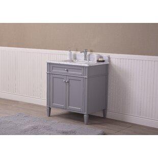 Freeland 30 Single Bathroom Vanity Set ByCharlton Home