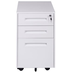 Symple Stuff Hickmon 3-Drawer Vertical Fi..