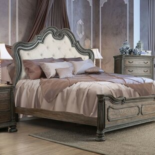 Aydin Upholstered Platform Bed by Astoria Grand Great price