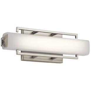 Orren Ellis Baumbach 1-Light LED Bath Bar