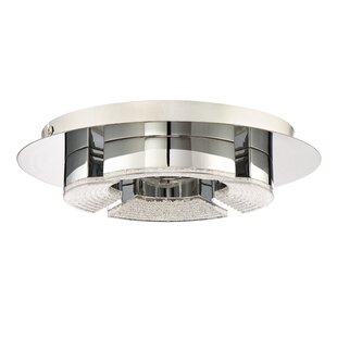 Orren Ellis Conley Flush Mount