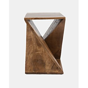 Leilla End Table by Union Rustic