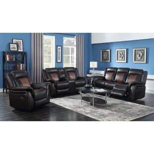 Monica Reclining Configurable Living Room Set