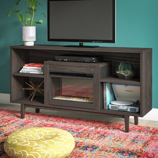 Artemas 68 TV Stand with Fireplace By Mercury Row