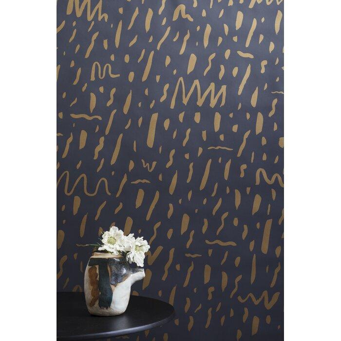 Bomba 15 L X 27 W Abstract Wallpaper Roll