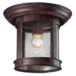 flush mount porch light wayfair