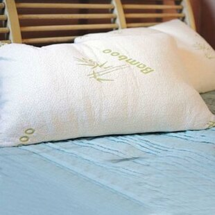 Groover High Comfort Queen Size Rayon from Bamboo Pillow