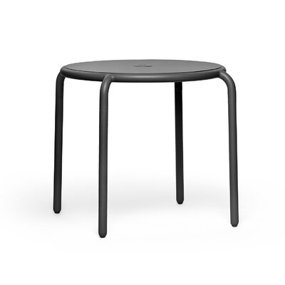 Toní Powder Coated Aluminum Bistro Table by Fatboy Cool