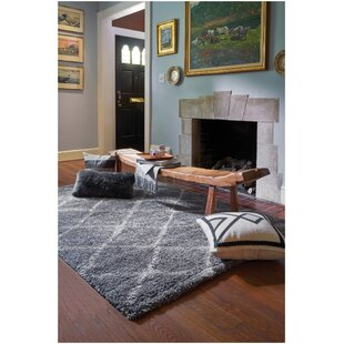Nador Smoke Indoor/Outdoor Area Rug