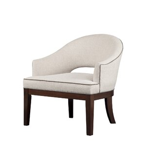 Madison Park Signature Crystal Barrel Chair