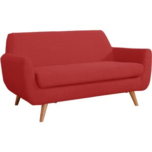Mid-Century Loveseat by Madison Home USA