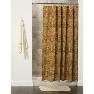 Astoria Grand Javen Cotton Shower Curtain
