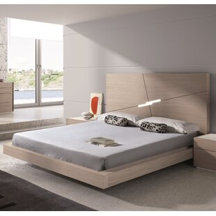 Bridgeport Platform Bed