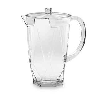 Qualia Glass Q281108 Dusk Pitcher