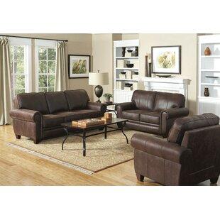 Amery 3 Piece Living Room Set