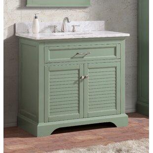 Hollinger 36 Single Bathroom Vanity Set by Highland Dunes