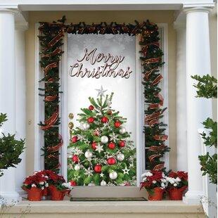 Front Door Christmas Decor Wayfair