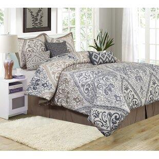 Farren 7 Piece Comforter Set