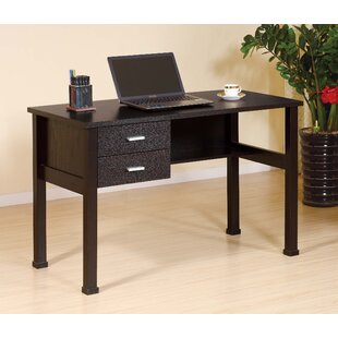 Fallin Wooden Workstation Computer Desk