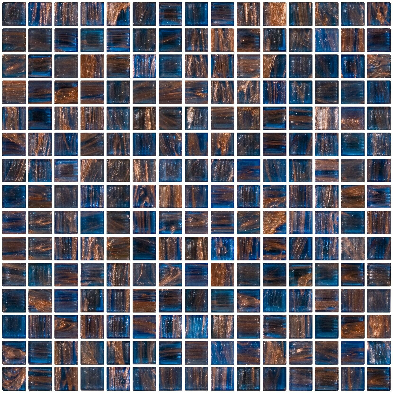 Susanjablon Architects Overstock Marbled 075 X 075 Glass Mosaic