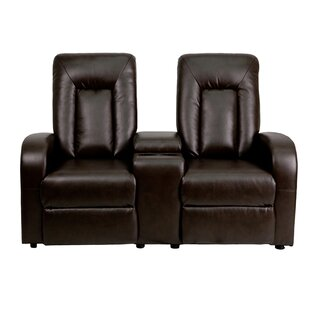 Home Theater Sofa Row of 2 by Latitude Run