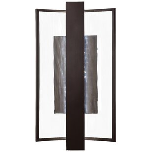 Top Reviews Christiansen 1-Light Outdoor Flush Mount By Brayden Studio