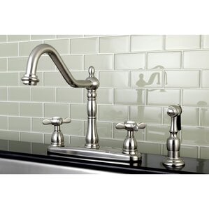 Kingston Brass Essex Double Handle Deck M..